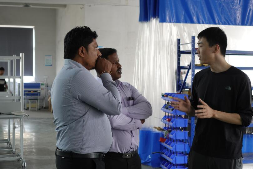 Sri Lanka - New Factory Visiting 2019.10