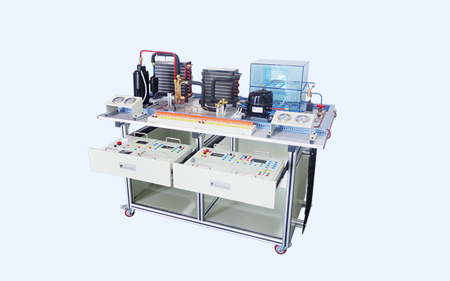 CRI-101 Refrigerator & Air Conditioner System Trainer